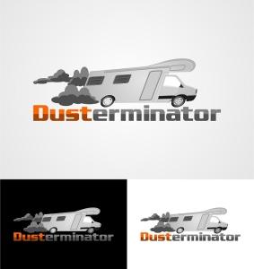Dusterminator Logo Mockup 1