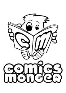 Comics Monger Logo